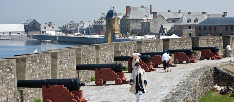 Fortress Louisbourg